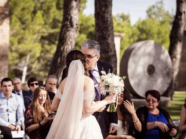 La boda de Guille y Marta en Sant Marti De Tous, Barcelona 45