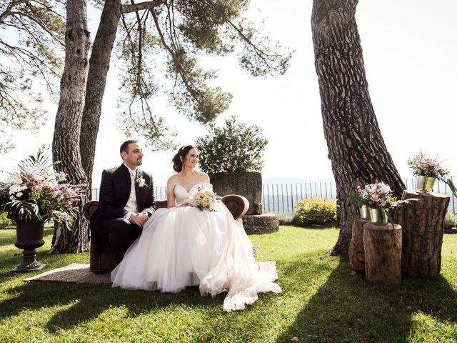 La boda de Guille y Marta en Sant Marti De Tous, Barcelona 48