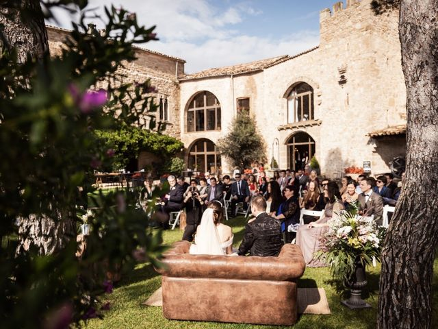 La boda de Guille y Marta en Sant Marti De Tous, Barcelona 49