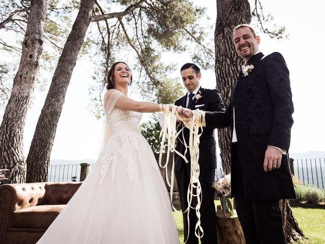 La boda de Guille y Marta en Sant Marti De Tous, Barcelona 57