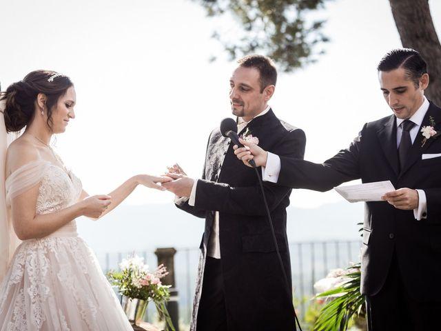 La boda de Guille y Marta en Sant Marti De Tous, Barcelona 60