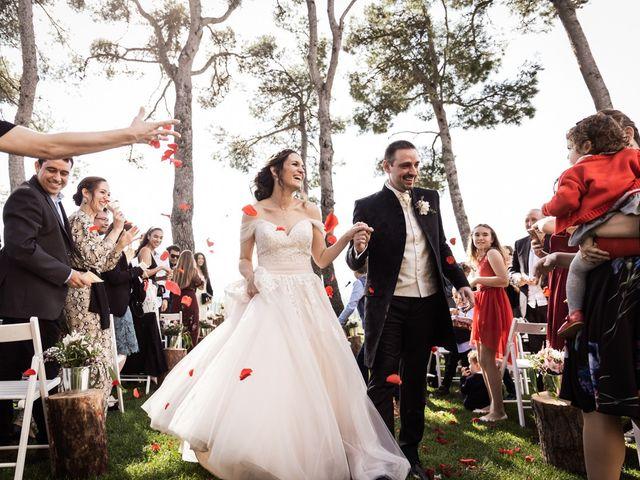La boda de Guille y Marta en Sant Marti De Tous, Barcelona 64