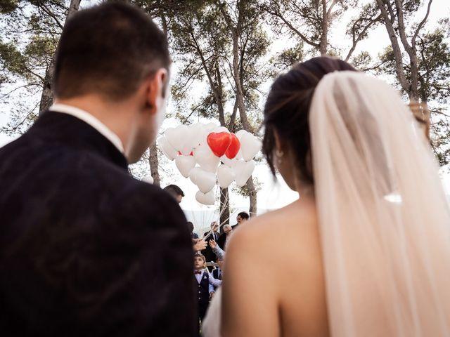 La boda de Guille y Marta en Sant Marti De Tous, Barcelona 65