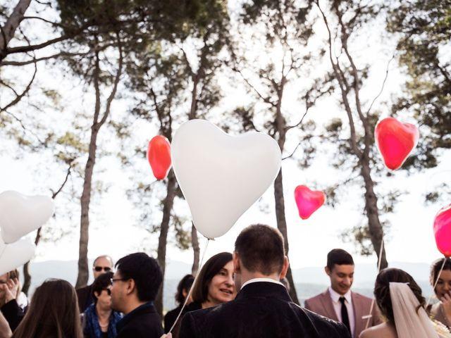 La boda de Guille y Marta en Sant Marti De Tous, Barcelona 66