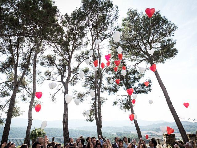 La boda de Guille y Marta en Sant Marti De Tous, Barcelona 68