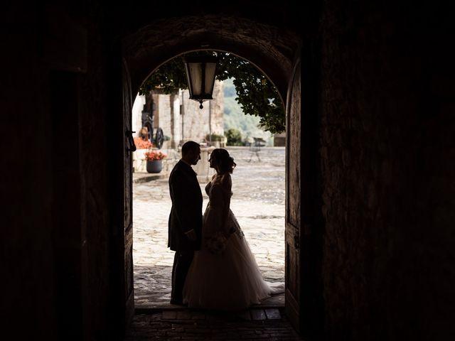 La boda de Guille y Marta en Sant Marti De Tous, Barcelona 80