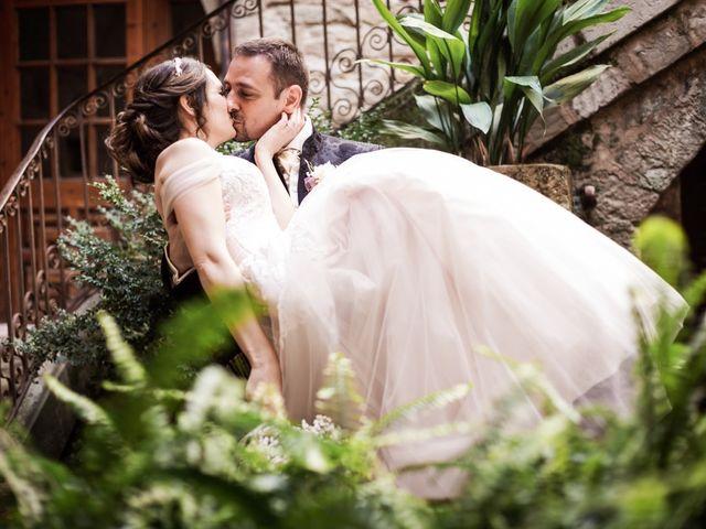 La boda de Guille y Marta en Sant Marti De Tous, Barcelona 83