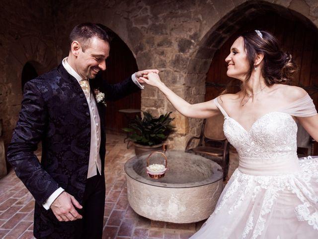 La boda de Guille y Marta en Sant Marti De Tous, Barcelona 103