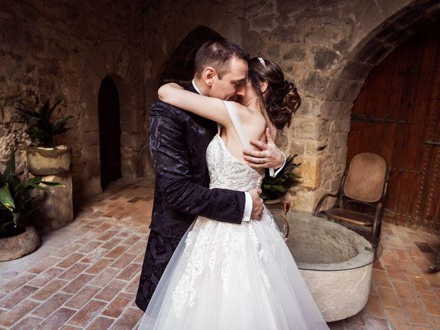 La boda de Guille y Marta en Sant Marti De Tous, Barcelona 105