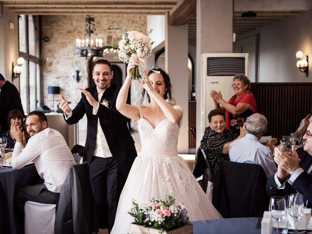 La boda de Guille y Marta en Sant Marti De Tous, Barcelona 106