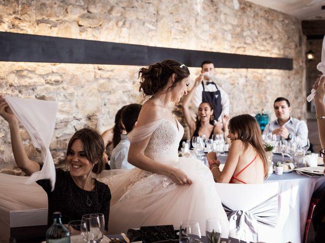 La boda de Guille y Marta en Sant Marti De Tous, Barcelona 107