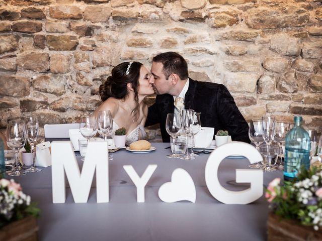 La boda de Guille y Marta en Sant Marti De Tous, Barcelona 108