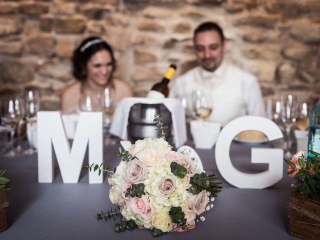 La boda de Guille y Marta en Sant Marti De Tous, Barcelona 109