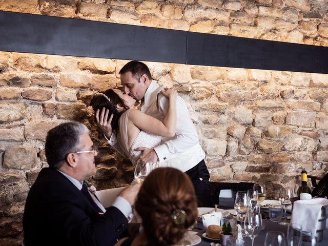 La boda de Guille y Marta en Sant Marti De Tous, Barcelona 110