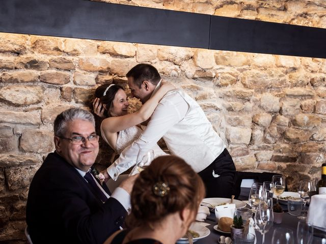 La boda de Guille y Marta en Sant Marti De Tous, Barcelona 111