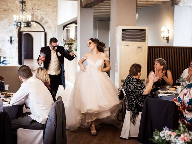 La boda de Guille y Marta en Sant Marti De Tous, Barcelona 112