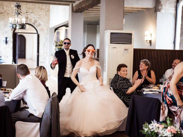 La boda de Guille y Marta en Sant Marti De Tous, Barcelona 113