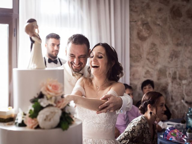 La boda de Guille y Marta en Sant Marti De Tous, Barcelona 116