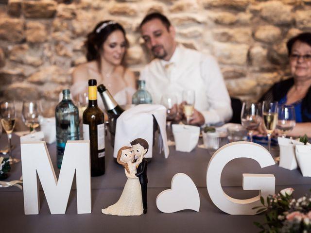 La boda de Guille y Marta en Sant Marti De Tous, Barcelona 118