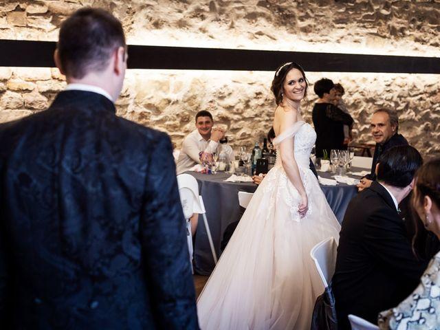 La boda de Guille y Marta en Sant Marti De Tous, Barcelona 121