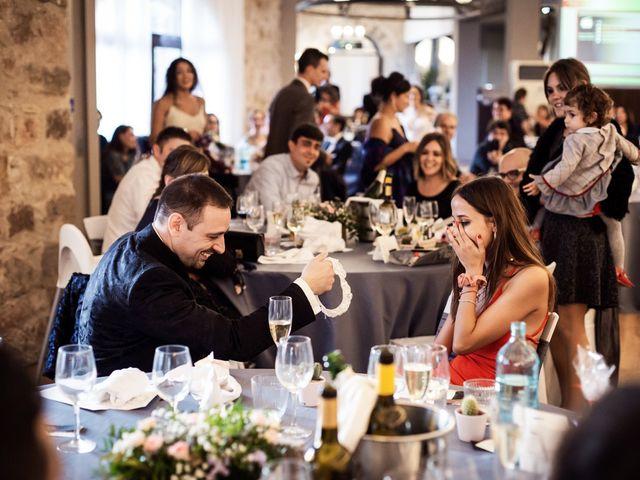 La boda de Guille y Marta en Sant Marti De Tous, Barcelona 124