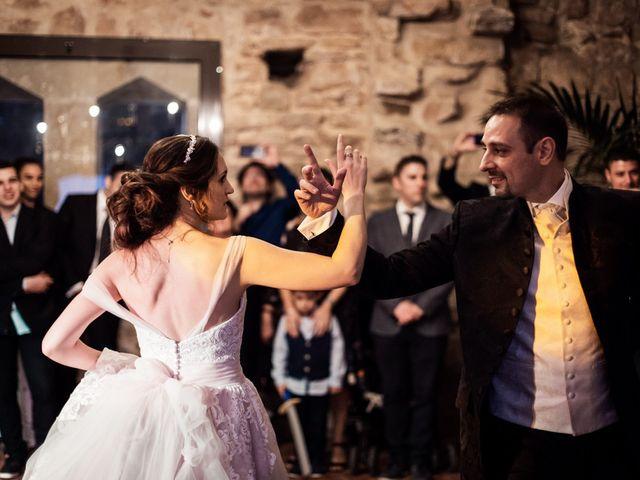 La boda de Guille y Marta en Sant Marti De Tous, Barcelona 126