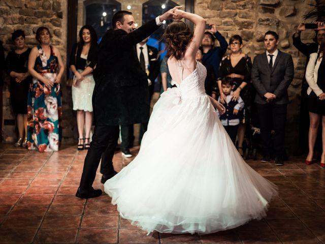 La boda de Guille y Marta en Sant Marti De Tous, Barcelona 127