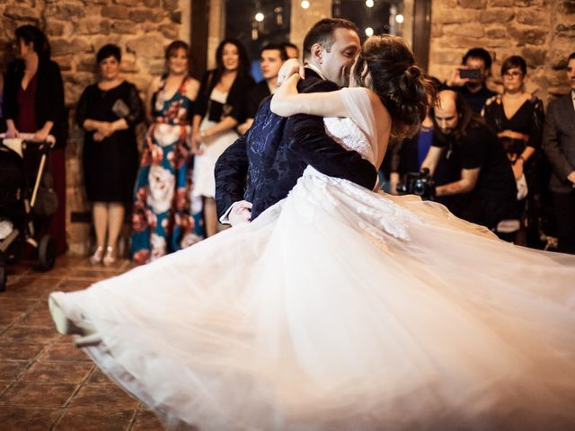 La boda de Guille y Marta en Sant Marti De Tous, Barcelona 128