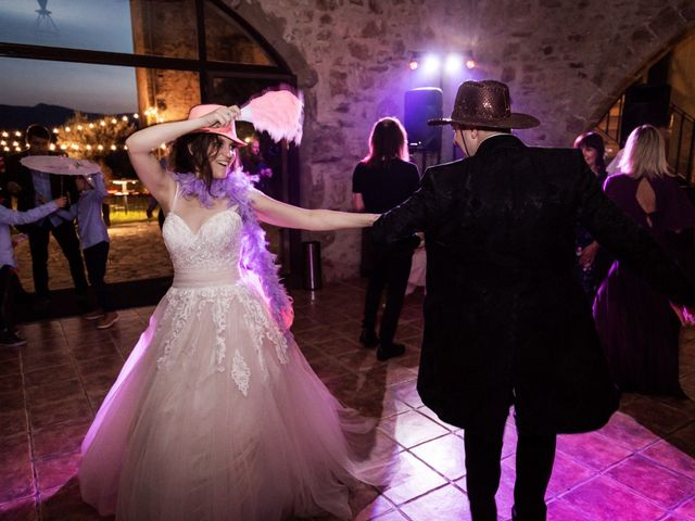 La boda de Guille y Marta en Sant Marti De Tous, Barcelona 131