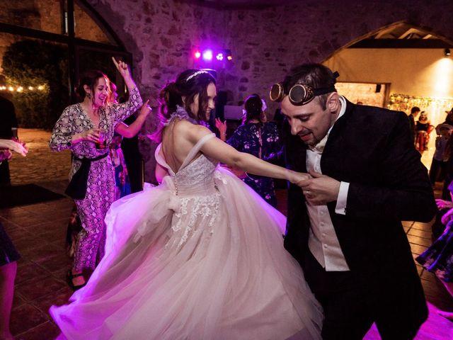 La boda de Guille y Marta en Sant Marti De Tous, Barcelona 132