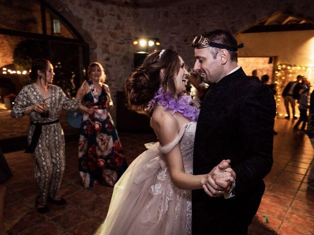 La boda de Guille y Marta en Sant Marti De Tous, Barcelona 133
