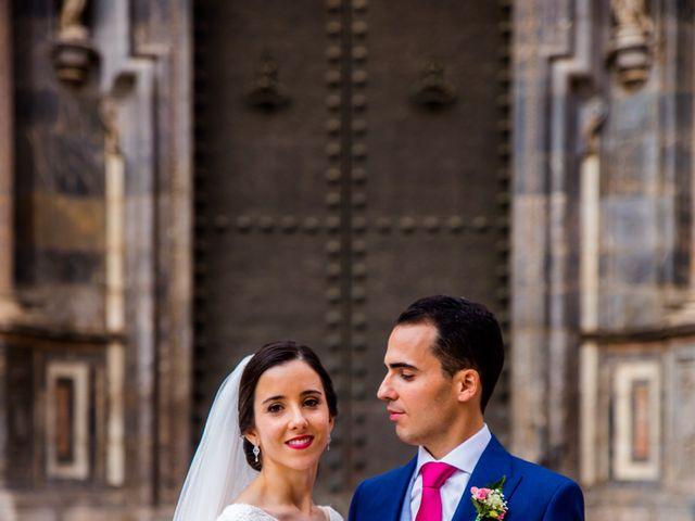 La boda de Jesús  y Ana en Murcia, Murcia 3