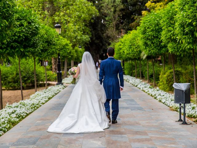 La boda de Jesús  y Ana en Murcia, Murcia 1