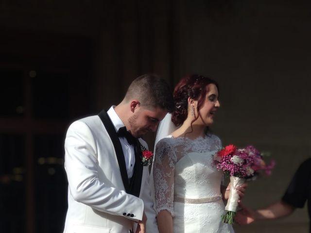 La boda de Marta y Eric