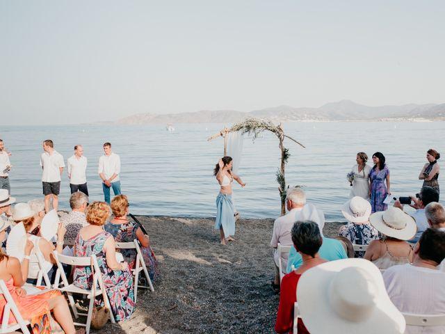 La boda de Simon y Oriane en Llança, Girona 14