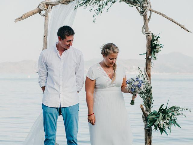 La boda de Simon y Oriane en Llança, Girona 15