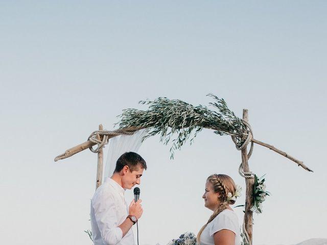 La boda de Simon y Oriane en Llança, Girona 17
