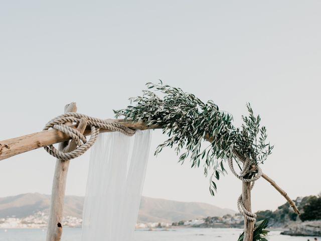 La boda de Simon y Oriane en Llança, Girona 22