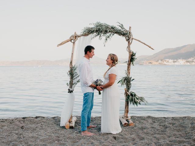 La boda de Simon y Oriane en Llança, Girona 23