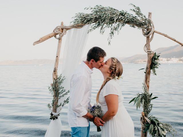 La boda de Simon y Oriane en Llança, Girona 24
