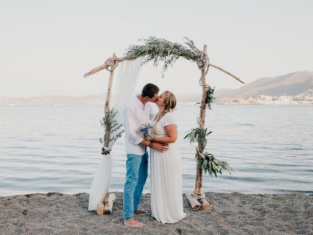 La boda de Simon y Oriane en Llança, Girona 25