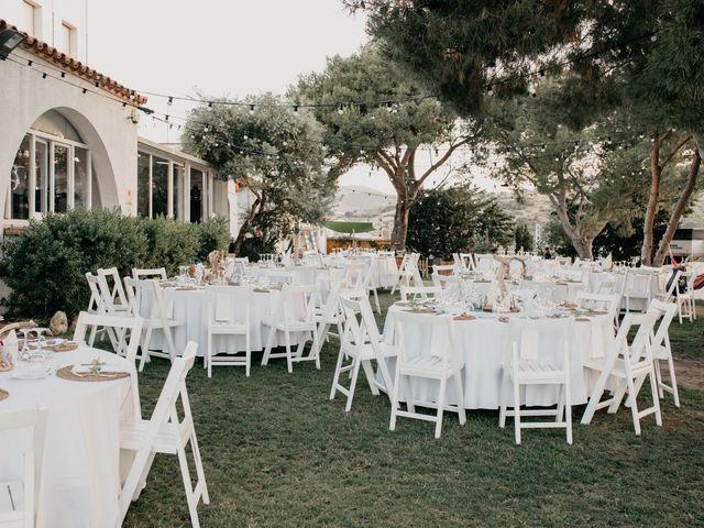 La boda de Simon y Oriane en Llança, Girona 26