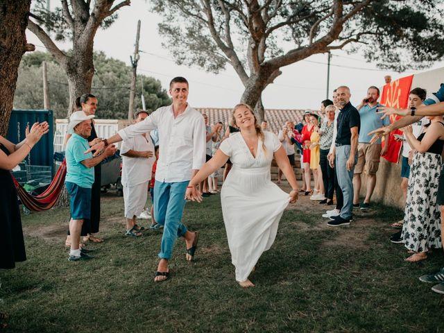 La boda de Simon y Oriane en Llança, Girona 30