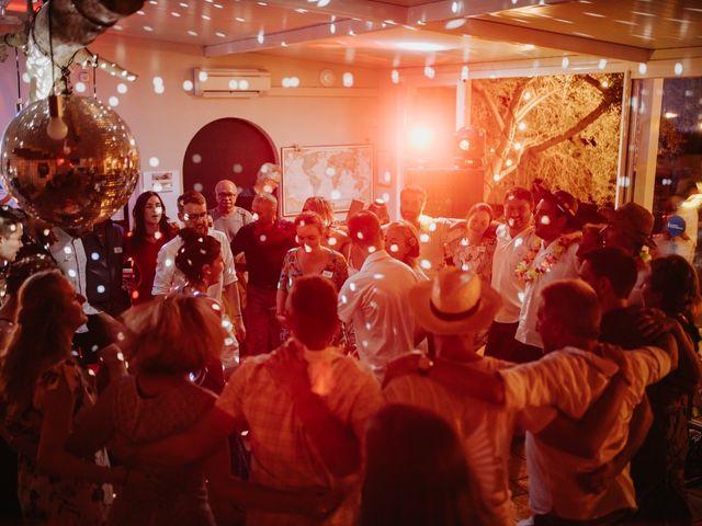La boda de Simon y Oriane en Llança, Girona 41