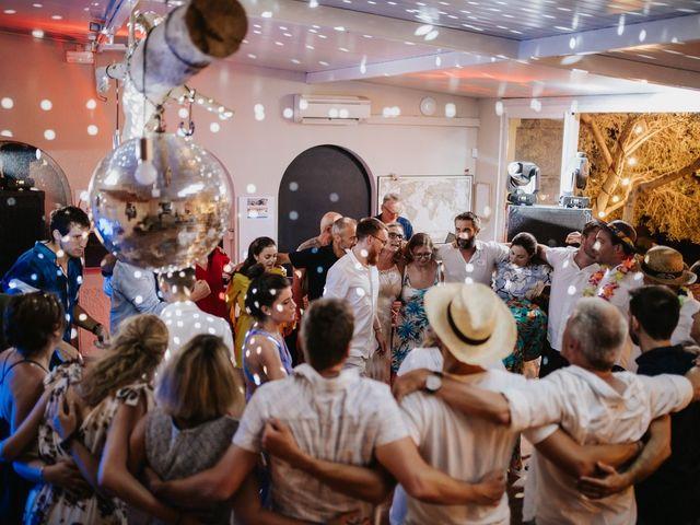 La boda de Simon y Oriane en Llança, Girona 42