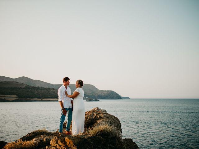 La boda de Oriane y Simon