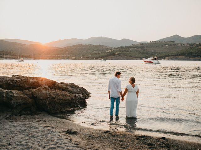 La boda de Simon y Oriane en Llança, Girona 52