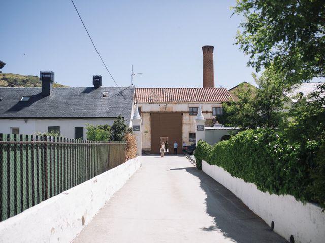La boda de Fer y Laura en Otero De Herreros, Segovia 3