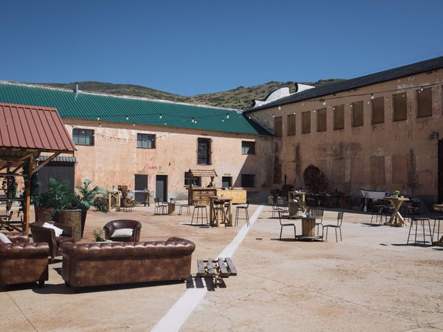 La boda de Fer y Laura en Otero De Herreros, Segovia 4