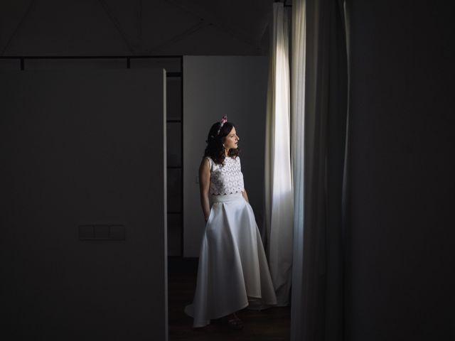 La boda de Fer y Laura en Otero De Herreros, Segovia 1